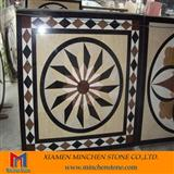 Marble Floor Tile Pattern