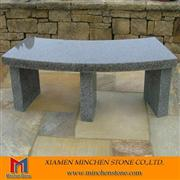 Natural Granite Bench