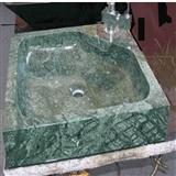 Green Marble Stone Basin, Sink