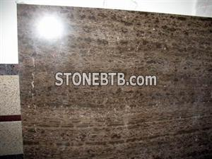 China Dark Brown marble,Coffee brown marble