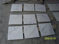 China white marble tile
