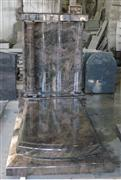 Natural stone Tombstone 21