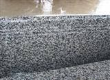 G623 steps, grey granite stair