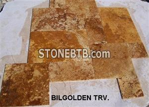 Bilgolden travertine pattern