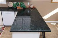 Blue Pearl Granite Countertop No.AGCT001