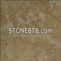 travertine tile rust gold light