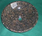 Baltic Brown Granite Sink