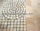 china yellow limestone paving