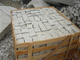 Gray Granite Cubestone