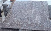 G687 Peach Red Granite Tile Polished
