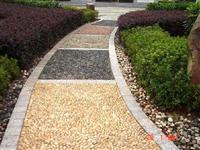 Pebblestone Paving