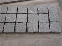 Paving Stone With Net G603 Grey Granite