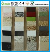 artificial quartz stone slab for counthertops