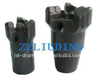 drill bits/drag bits/pdc drag bits for coal mine,clay,mudstone rock fromations drilling