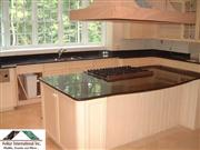Pocono Green counter top