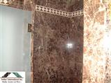 Bathroom-Emperador Marron