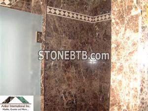 Bathroom Emperador Marron