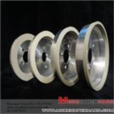 Vitrified Bond Diamond Grinding Wheels for PCD/PCBN Insert