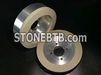 What Is The Production Process Of Vitrified Diamond Wheels For PCD Grinding?