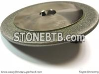 diamond lapidary grinding wheels