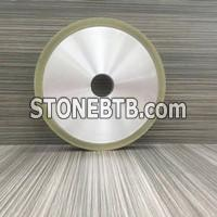 diamond bruting wheel manufacture