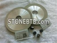 Diamond Wheel for grinding PDC Cutters