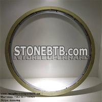 PCD PCBN Inserts Profile Grinding Wheel For Edge Grinding and Peripheral Grinding