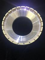 back grinding of silicon wafers