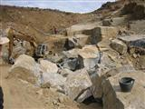 Gold Diamond Black Quarry