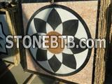 Hot selling Medallions Waterjet Marble tiles Wholesale Manufacturer