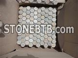 Hot Mosaic Stone Granite Marble Wholesale Price Supplier