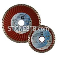 Diamond Turbo Wave Saw Blades