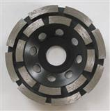 Diamond Double Raw Cup Grinding Wheel