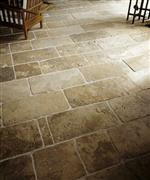 Beige Travertine - Antique
