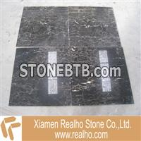 china black portoro marble,black gold marble