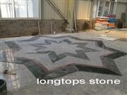 Stone CNC waterjet Medallion