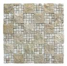 Split Face Travertine Mosaic