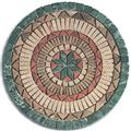 Lisboa - Marble, Travertine Rosette