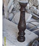 Tan Brown Granite Baluster