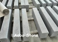 G655 gray kerb honed finished Chinese manufacturer