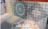 Granite paver flamed finished Chinese manufacturer