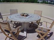 Patios-Mosaic Table