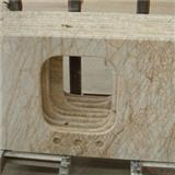 Greece Marble, Golden Spider, Custom Marble Vanity Tops
