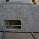 G655 Granite Countertops & Vanity Tops / Hazel White Granite Tiles / Tong'an White Kitchen Island