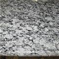 Spray White/Grey White Mist Granite Cost, Wave White Gangsaw Slabs For Sale