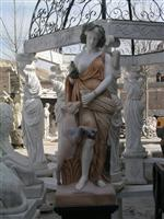 Marble and Granite Statuary