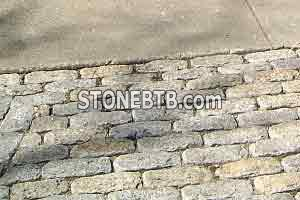 Weathered Belgian Cobble Stones