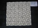 Mosaic China Beige tumbled