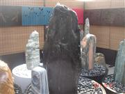 Black River Stone Fountain