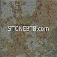 Brazilian Multicolour Slate Tile